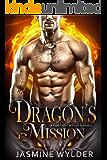 Dragon's Mission: A Curvy Girl Military Romance (Dragon Blaze Ops Book 1)
