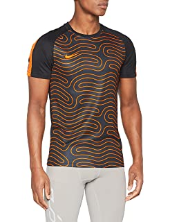 2d8dfc8f6291 Nike Men s Dry Short Sleeve Academy Gx Top  Amazon.co.uk  Sports ...