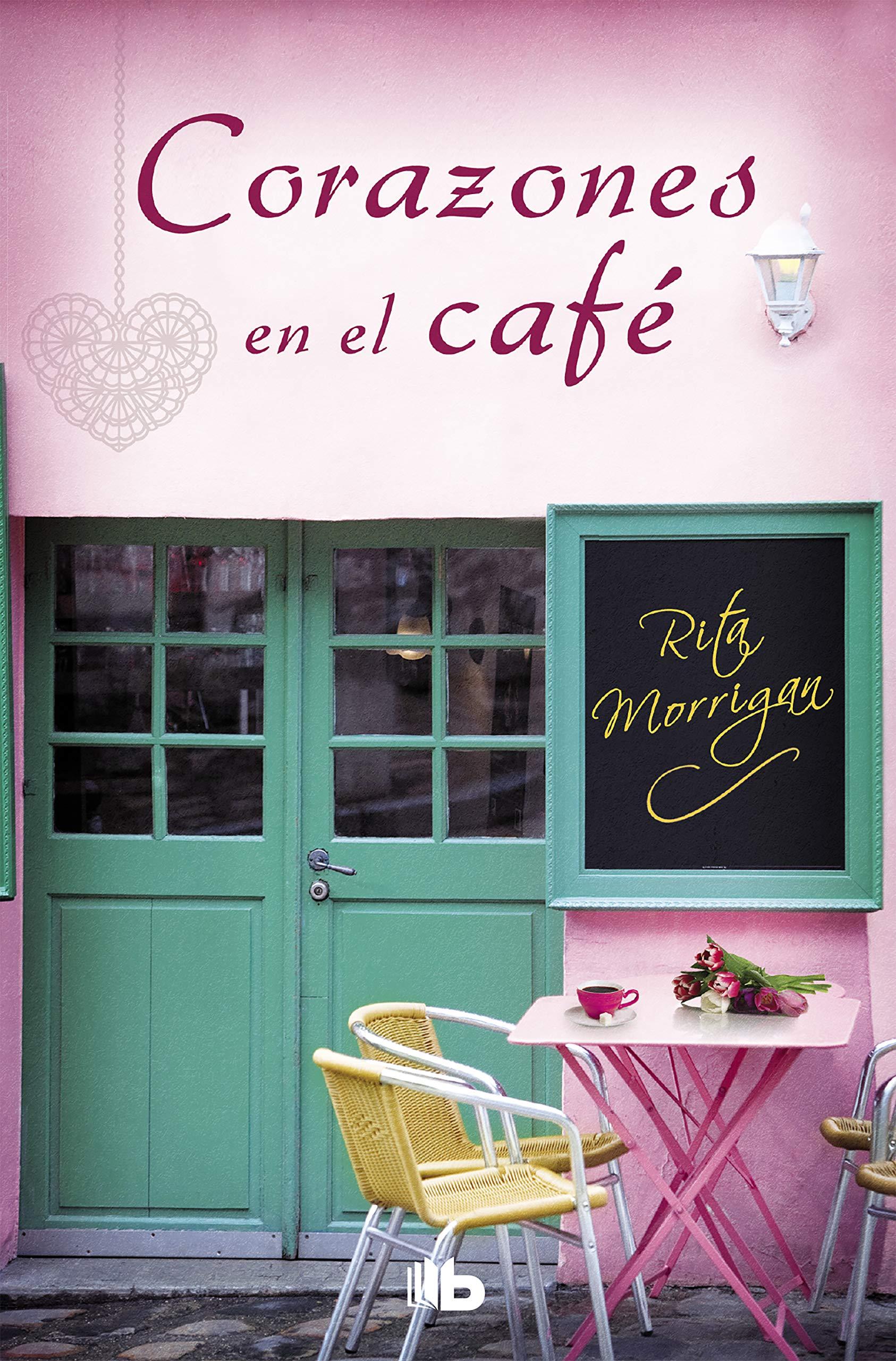 Corazones en el café Premio Vergara - El Rincón de la Novela ...