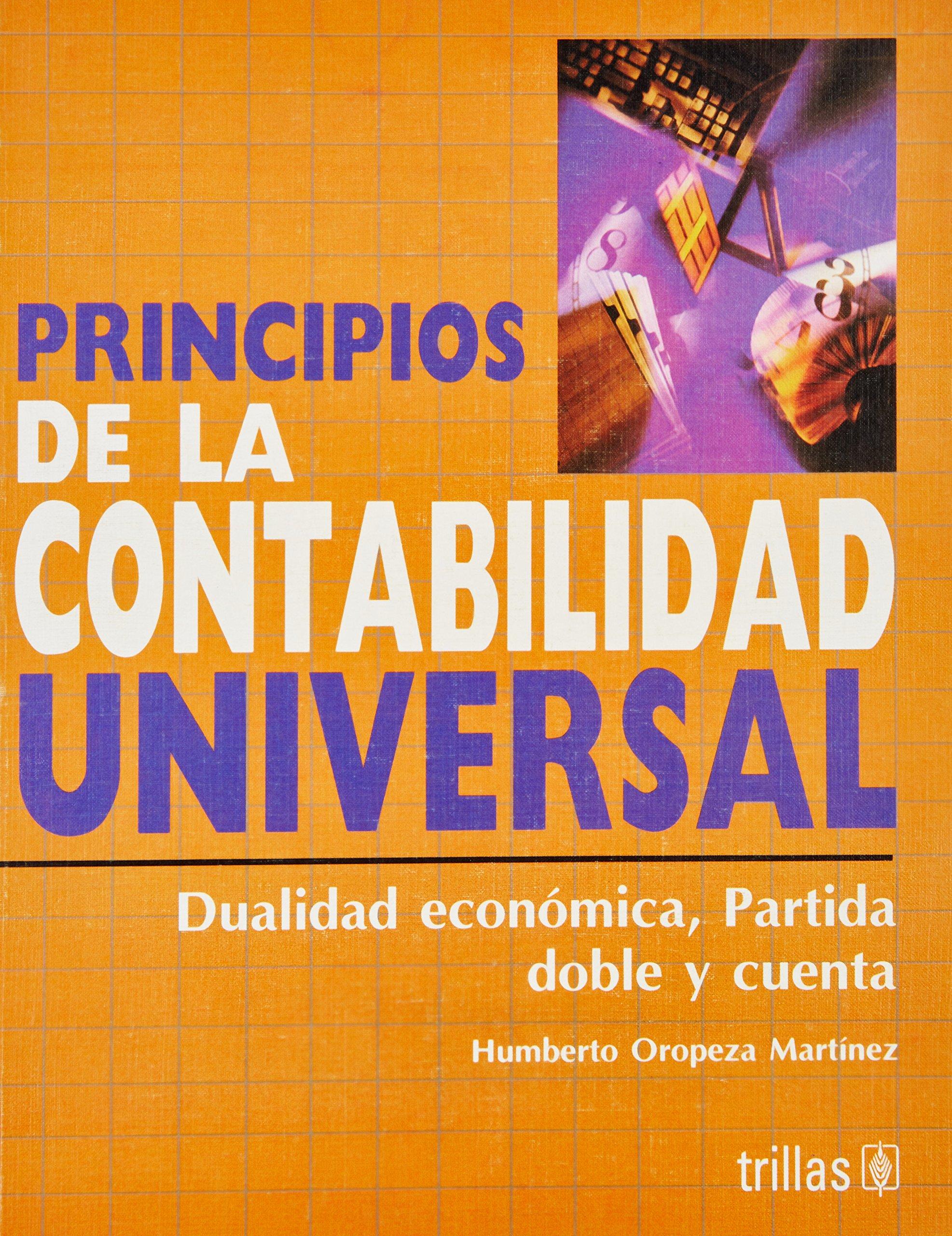 Principios de la contabilidad universal/Universal Accounting ...