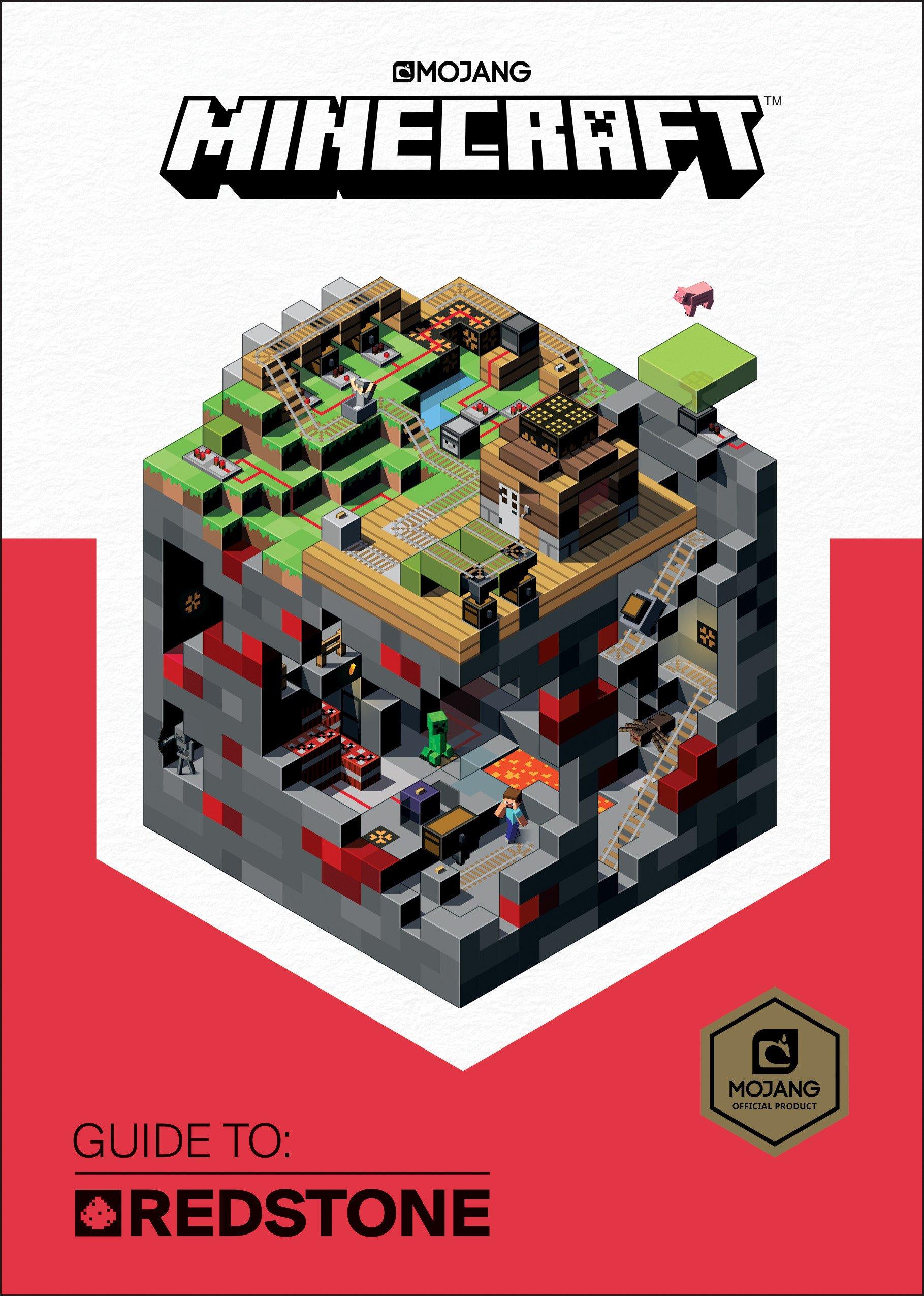 Minecraft: Guide to Redstone  Amazon.com.br