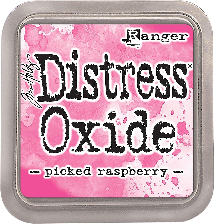 Ranger Tholtz Distress Ink Pad Oxide Picked Rspbry Ranger Industries TDO56126