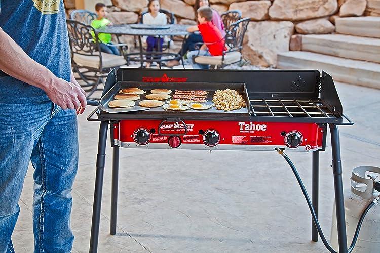 Camp Chef Tahoe Triple Burner Stove