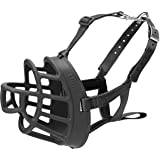 The Company of Animals Baskerville 5-Inch Rubber Ultra Muzzle