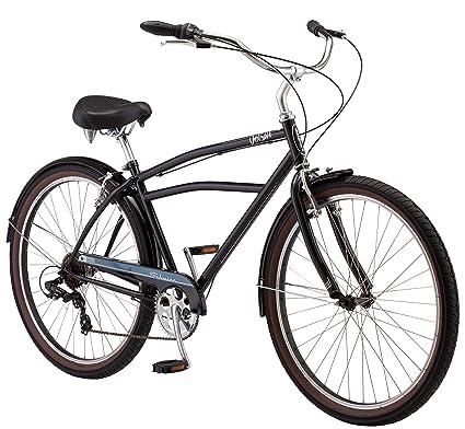 7fa875ba47d Amazon.com : Schwinn Del Sur Men's Cruiser Bike, 27.5