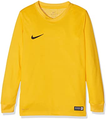 8f9a70b02f0 Nike Park VI LS Jersey Junior: Amazon.co.uk: Clothing