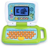 LeapFrog 80-600900 2-in-1 LeapTop Touch,Green