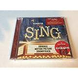 SING - Original Motion Picture Soundtrack CD+2 BONUS Tracks 2016 TARGET EXCLUSIVE