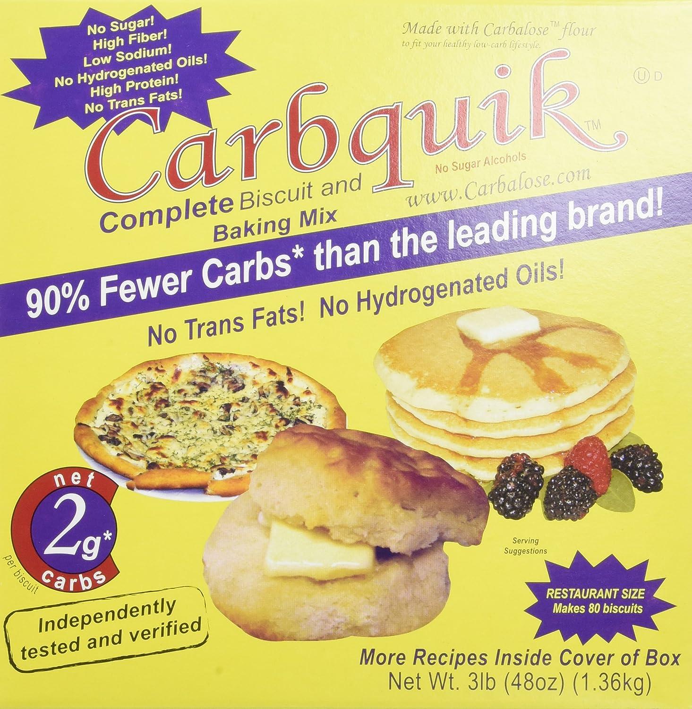 Carbquik Baking Mix, 3 Lbs (2 Pack)