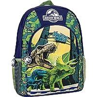 Jurassic World Plecak dziecięcy dinozaur niebieski