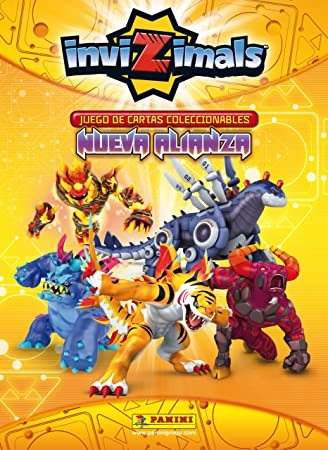 Invizimals - Megapack TC Nueva Alianza (Panini 002734SPE ...