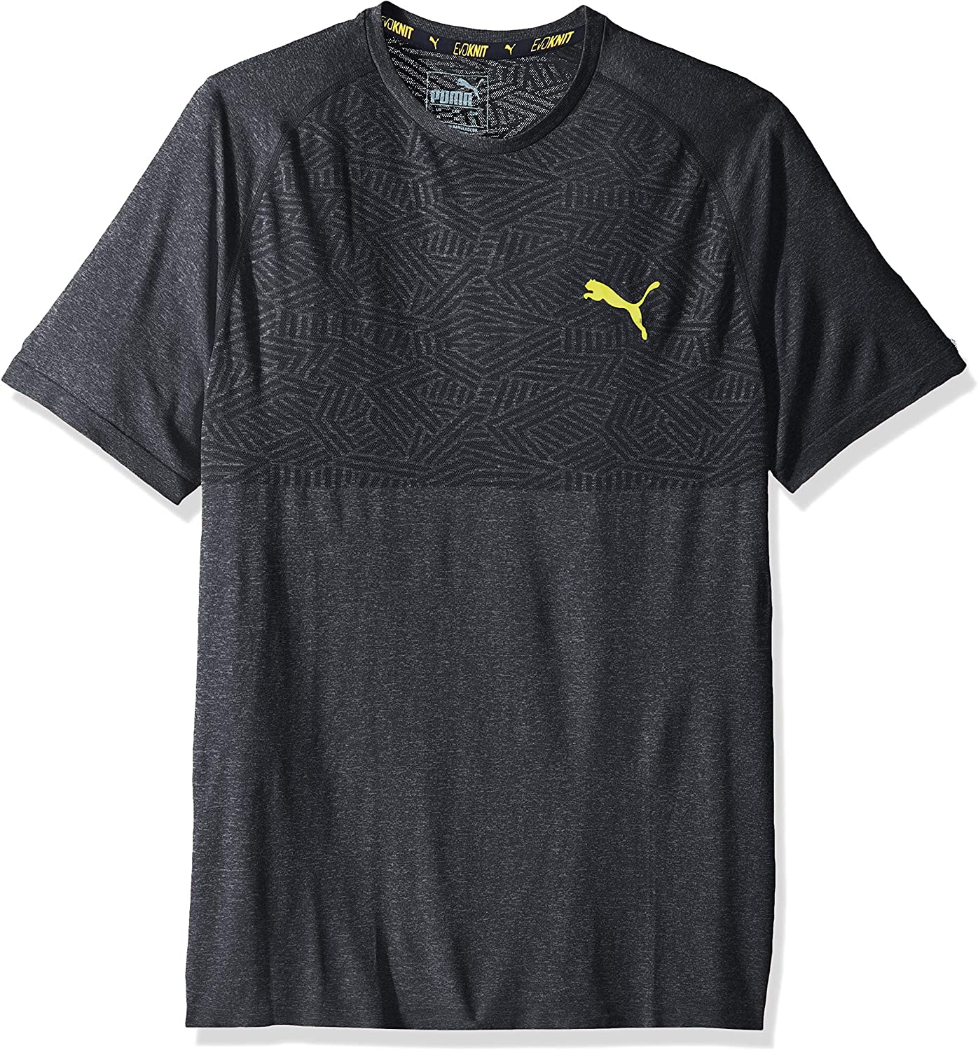 Puma Men/'s Tec Sports evoKNIT T-Shirt New!!!
