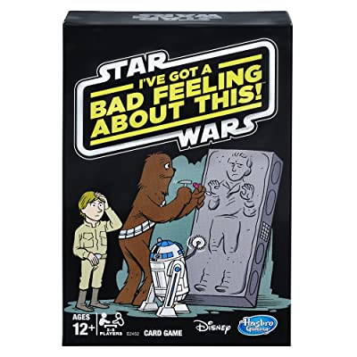 Star Wars: I've Got a Bad Feeling About This!: Hasbro: Toys & Games