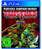 Teenage Mutant Ninja Turtles: Mutanten in Manhattan - [PlayStation 4]