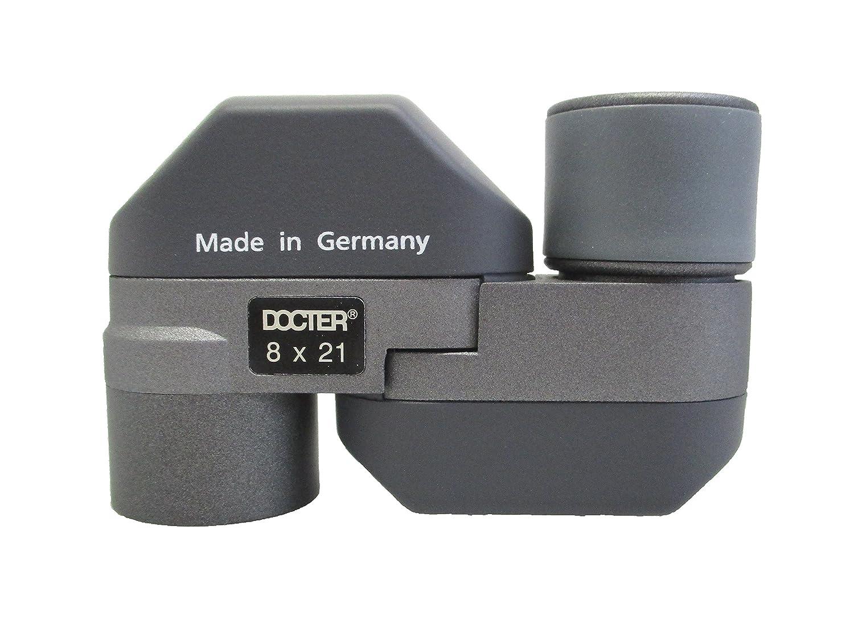 Docter Optic Compact 8×21 Monocular Gray 50328