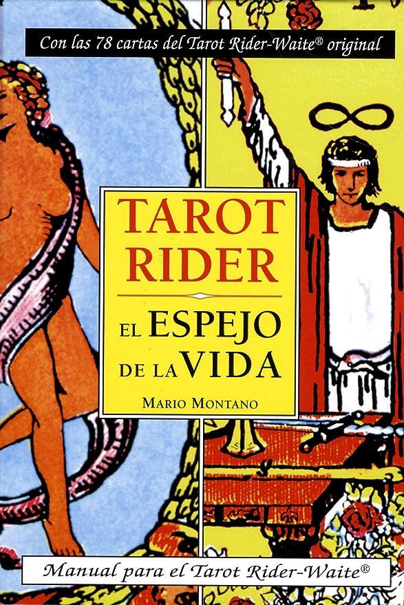 Tarot rider : El espejo de la vida (Tarot y adivinación): Montano, Mario, Zampieri, Mirta: Amazon.es: Juguetes y juegos