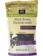 365 Everyday Value Organic Dried Black Beans, 16 oz