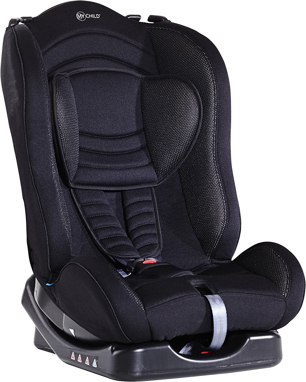 MyChild Hamilton Group 0+//1 5-Point Childs Car Seat Black From Birth To 18kg