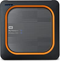 Deals on WD 1TB My Passport Wireless SSD External Portable Drive