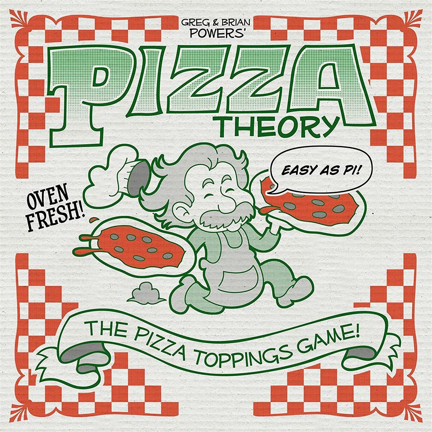 Gryphon Games Pizza Theory EAG01320