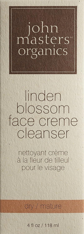 Linden Blossom Face Creme Cleanser - 5.8 fl. oz. by John Masters Organics (pack of 1) [Missha] Time Revolution Immotal Youth Moisturizer 130ml