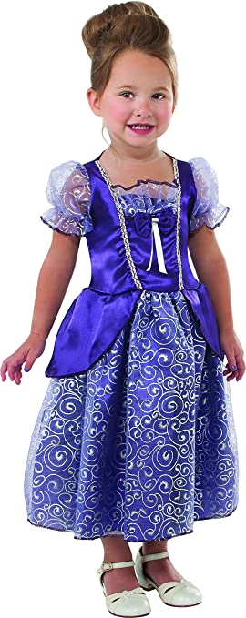 Rubies Sensations Purple Princess Costume, Medium