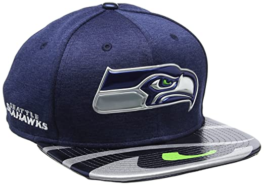 best service 1aa19 fe4e5 New Era Seattle Seahawks Draft On Stage 2017 NFL Limited Edition Snapback  Cap S M 9fifty 950