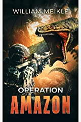 Operation: Amazon (S-Squad Book 4) Kindle Edition