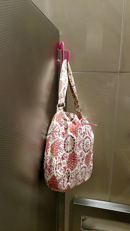 da6fbf2d8df Amazon.com  The Loo Hook Purse Hook Hanger Handbag, Hook Travel Accessory,  Multipurpose, Blue  Home   Kitchen