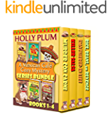 A Mexican Cafe Cozy Mystery Series Bundle: Books 1-4