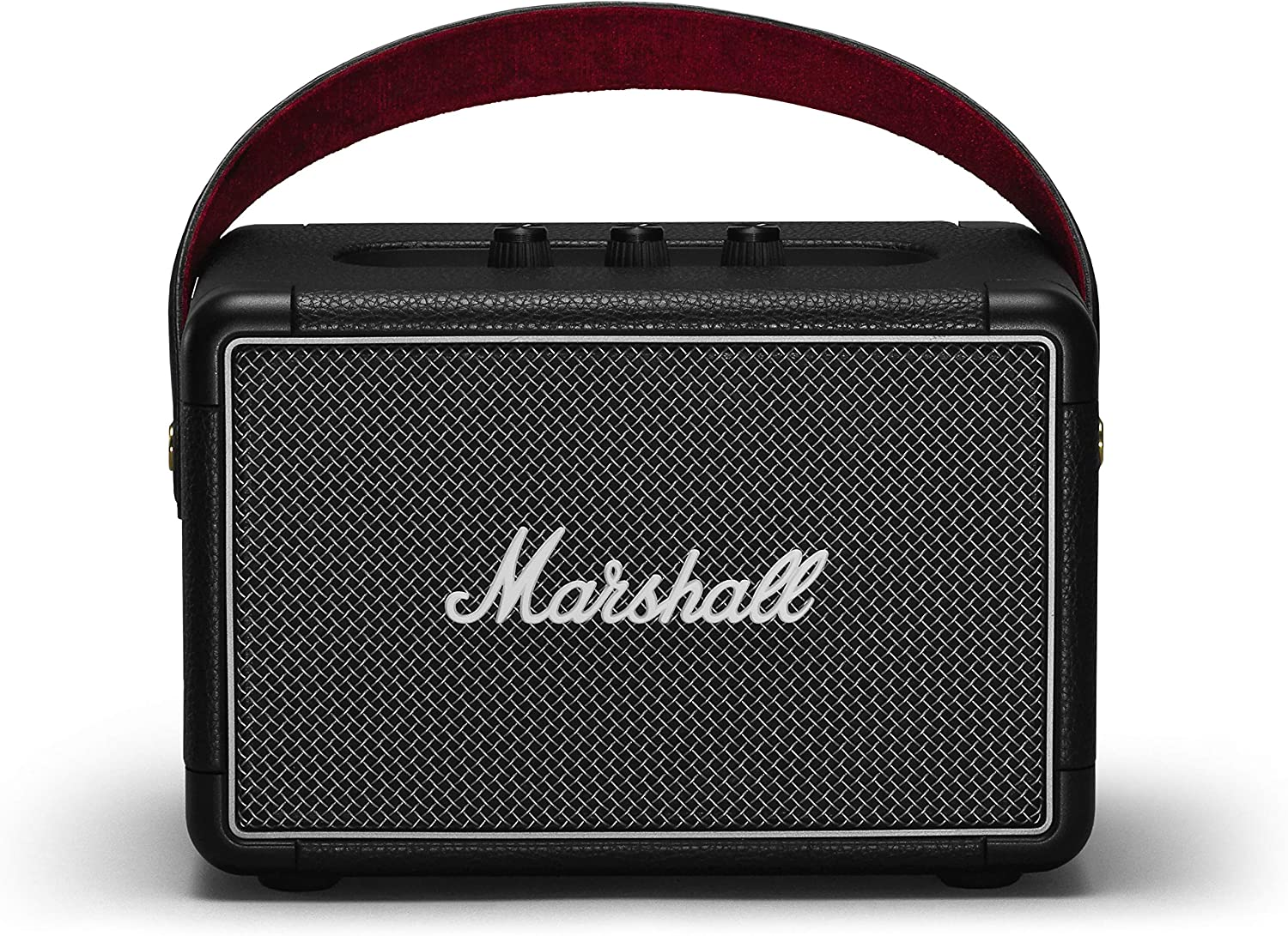 Marshall Kilburn II Portable Bluetooth Speaker - Black (8)