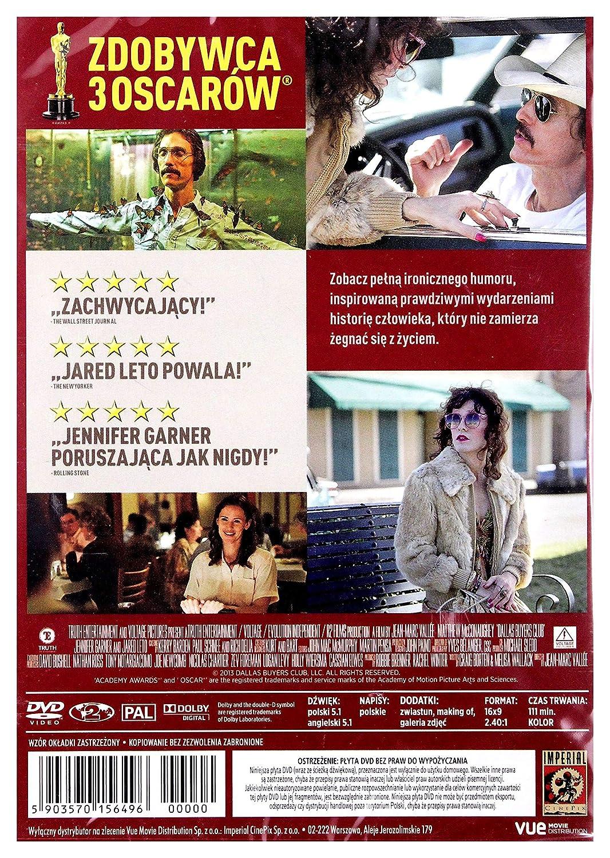 Dallas Buyers Club DVD IMPORT No hay versión española: Amazon ...