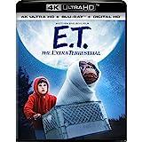 E.T. The Extra-Terrestrial [4K Ultra HD] [Blu-ray]