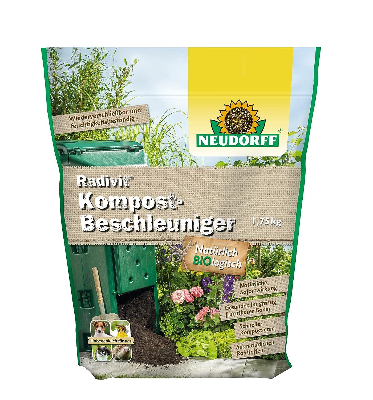 Neudorff 1219-0 radivit Compost Acelerador, 1, 75 kg: Amazon ...