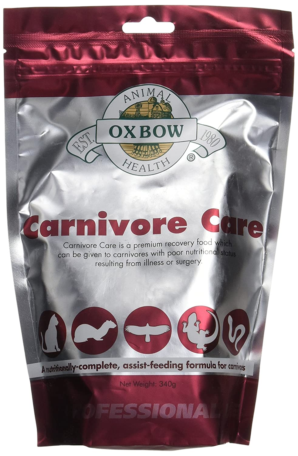 Carnivore Care (340 Gram) by Oxbow Oxbow Animal Health 529.15010.3