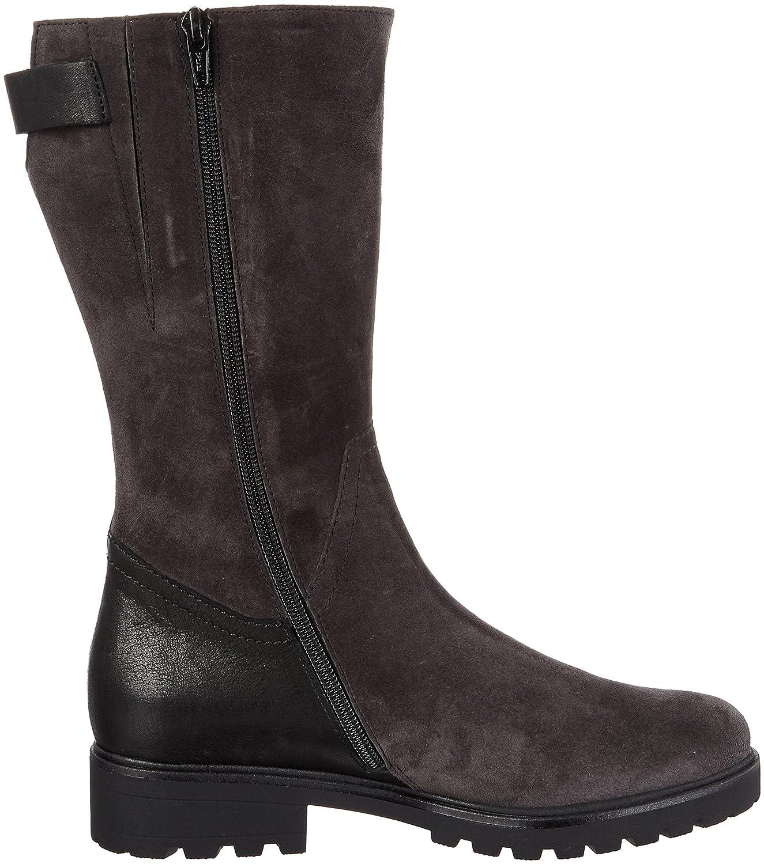 Gabor Damen (Dk-Grau/Schwmel) Comfort Sport Stiefel Grau (Dk-Grau/Schwmel) Damen 0207bc
