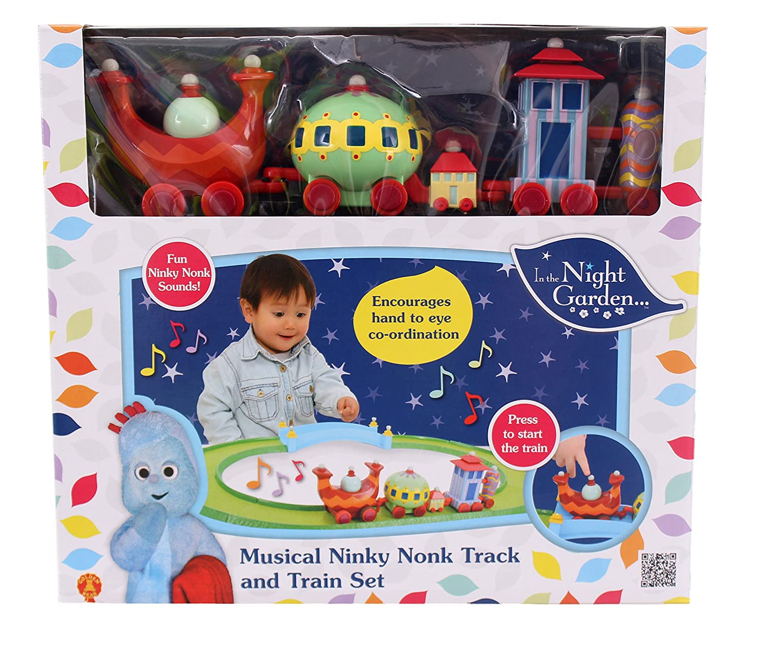 Amazon.com In The Night Garden Musical Ninky Nonk Track u0026 Train Set Toys u0026 Games  sc 1 st  Amazon.com & Amazon.com: In The Night Garden Musical Ninky Nonk Track u0026 Train Set ...