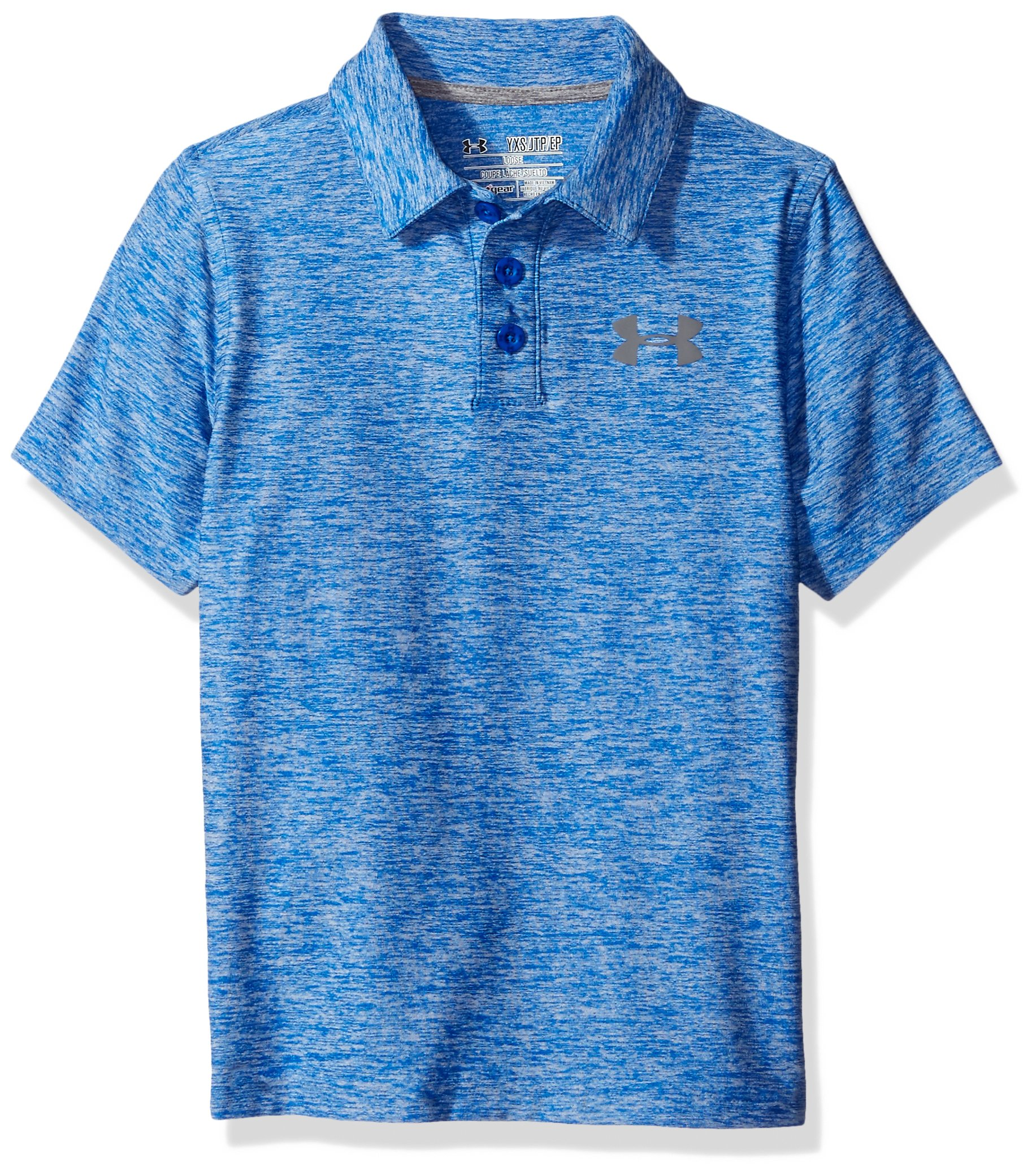 Under Armour Boys' Playoff, Ultra Blue /Graphite, Youth X-Small