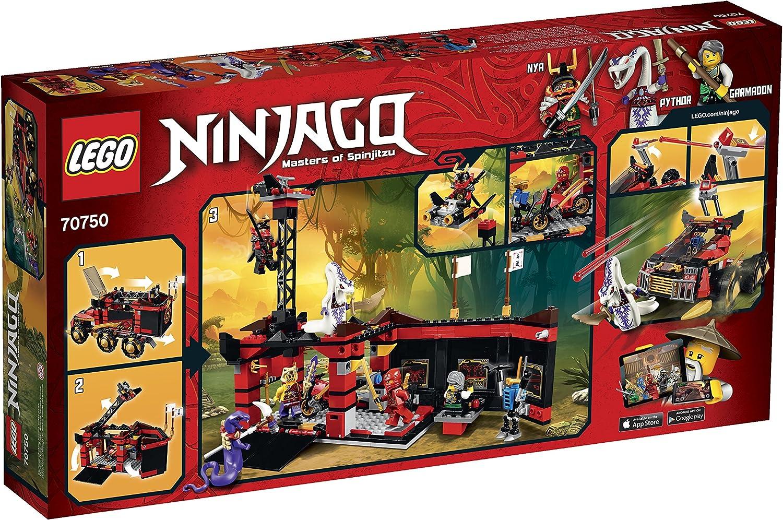 Lego Ninjago Figur ninja nya 70750