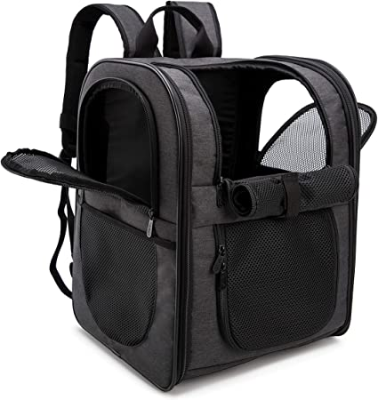 apollo walker Pet Carrier Backpack - Fantastic Dog Backpack for Airplane Use