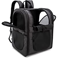 apollo walker Pet Carrier Backpack for Large/Small Cats and Dogs, Puppies, Safety Features and Cushion Back Support for…