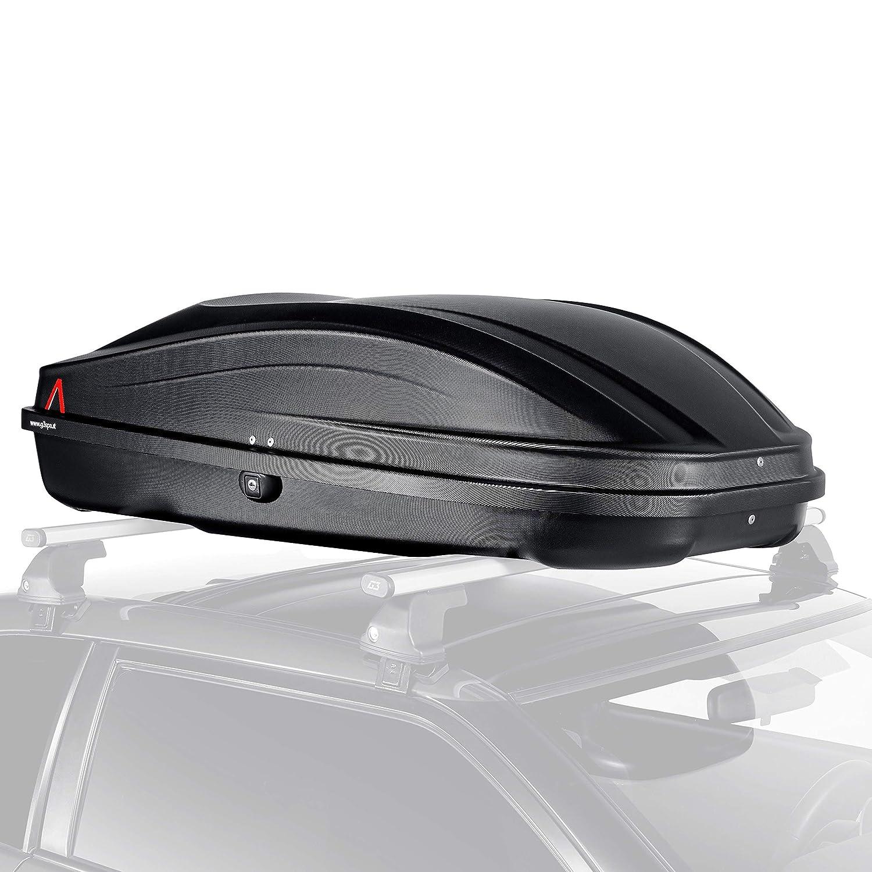 Noir métallisé Mat G3 spa G3 G322400 Spark 320/- Coffre de Toit 240/litres Noir m/étallis/é Mat 240litres
