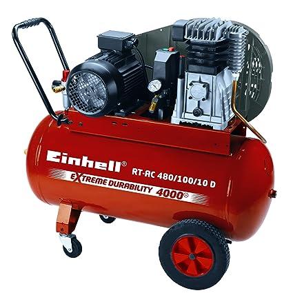 Einhell RT-AC 480/100/10 D - Compresor de aire