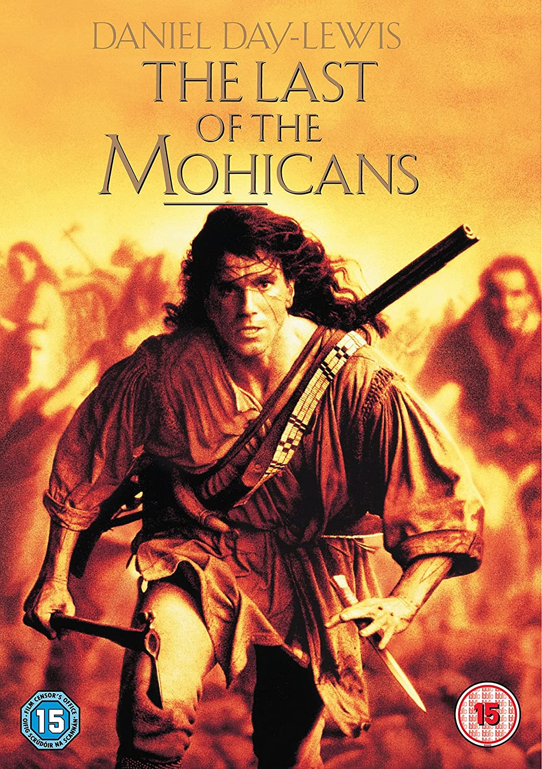 The Last Of The Mohicans [1992] [DVD] [Reino Unido]: Amazon ...