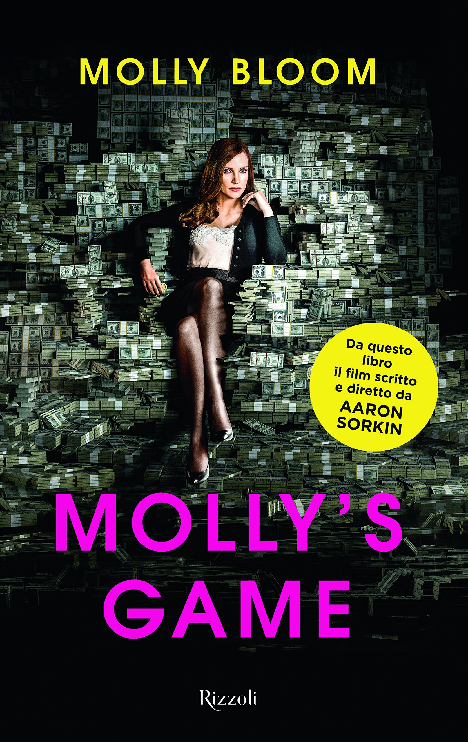 Amazon.it: Molly's game - Bloom, Molly, Zuppet, R. - Libri