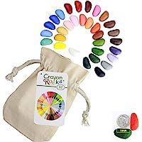 CRAYON ROCKS tas, 32 kleuren