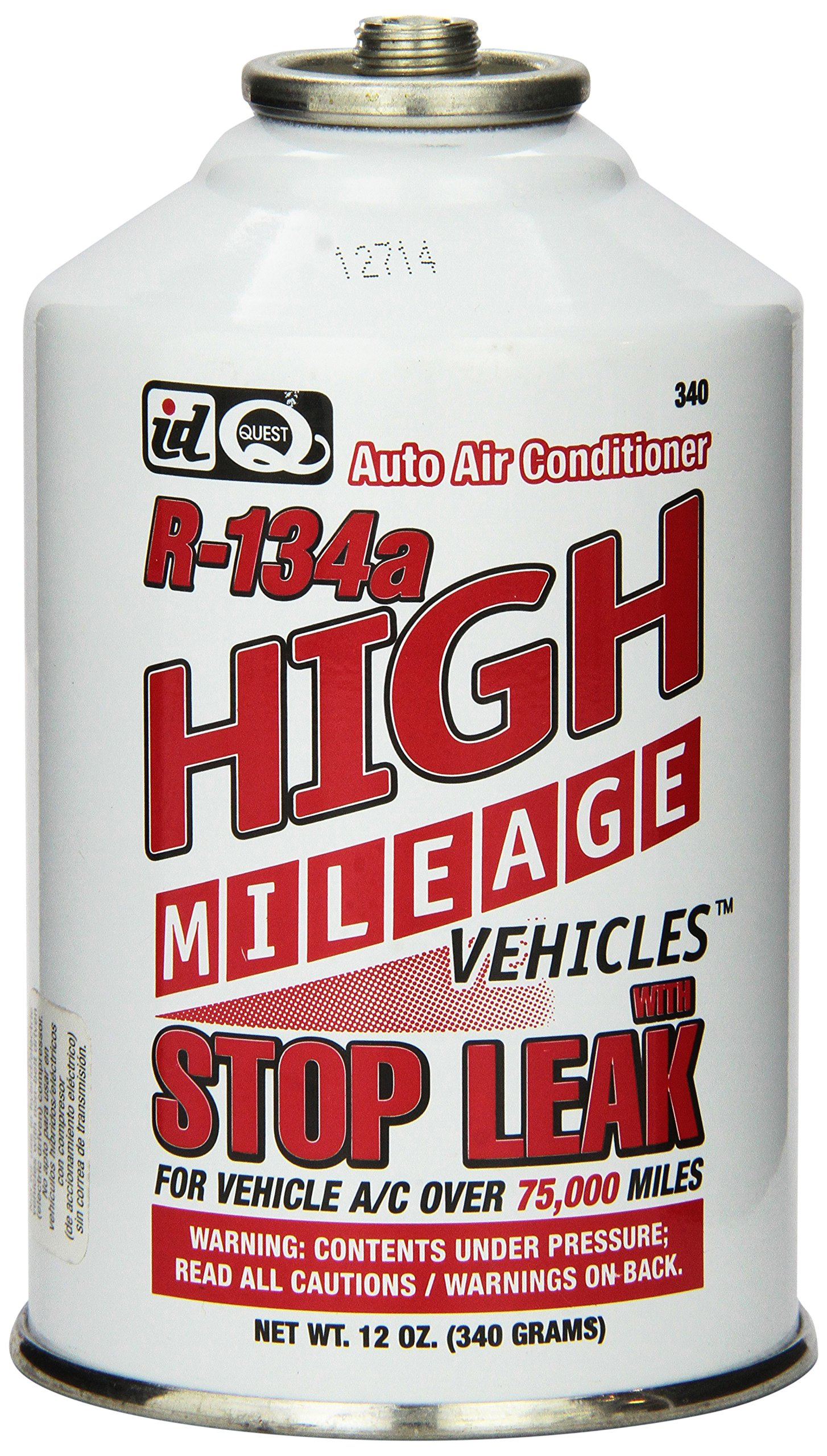 Interdynamics Sub-Zero High Mileage Refrigerant R-134a (12 ounces)