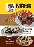 Nestle Chocolate 3 Cookbooks in 1