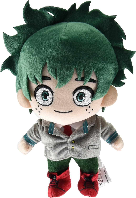 "My Hero Academia 8/"" Shoto Todoroki Plush Doll Anime Licensed NEW"