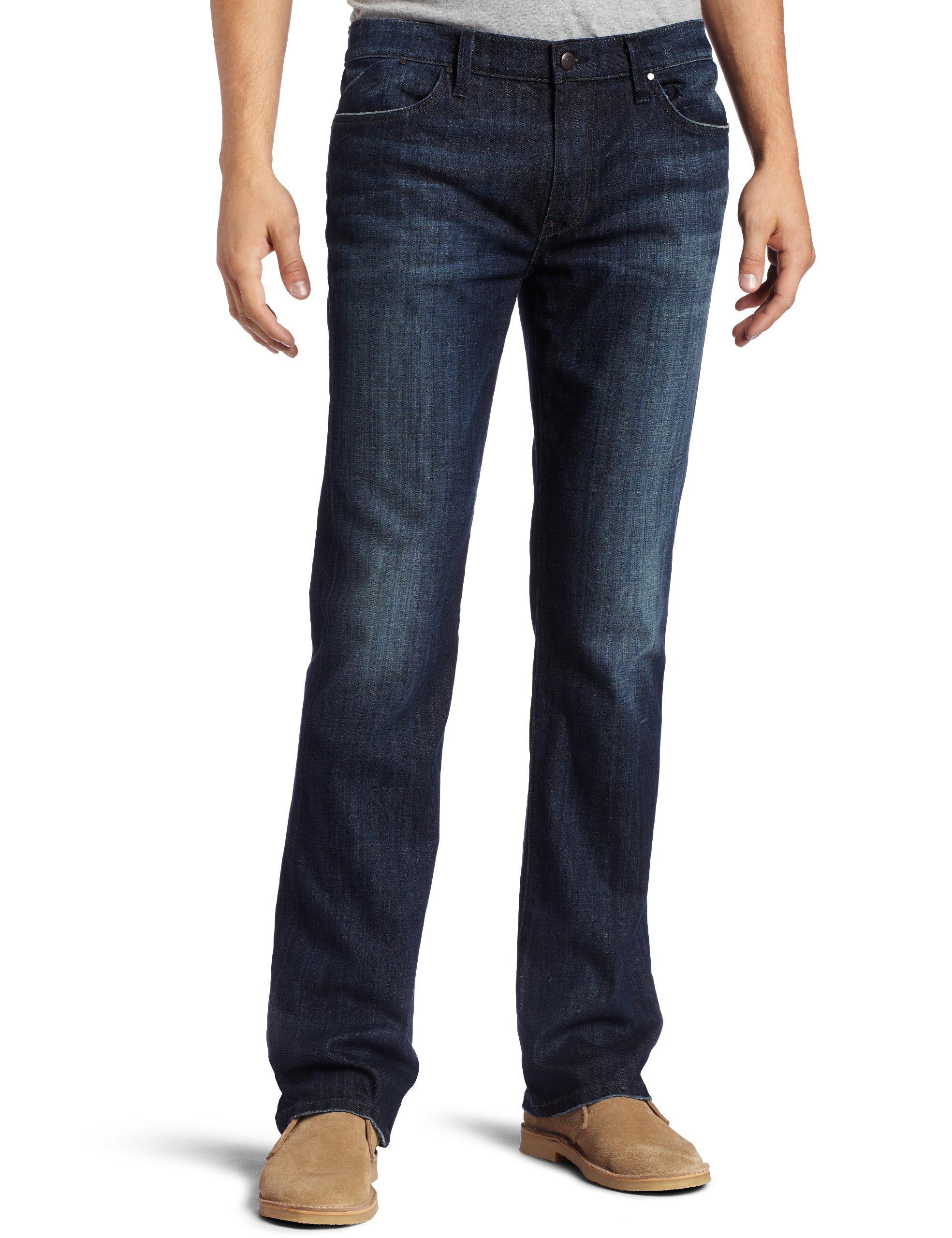 Joe's Jeans Men's Rocker Slim Fit Bootcut Jean in Santiago, Santiago, 36x34